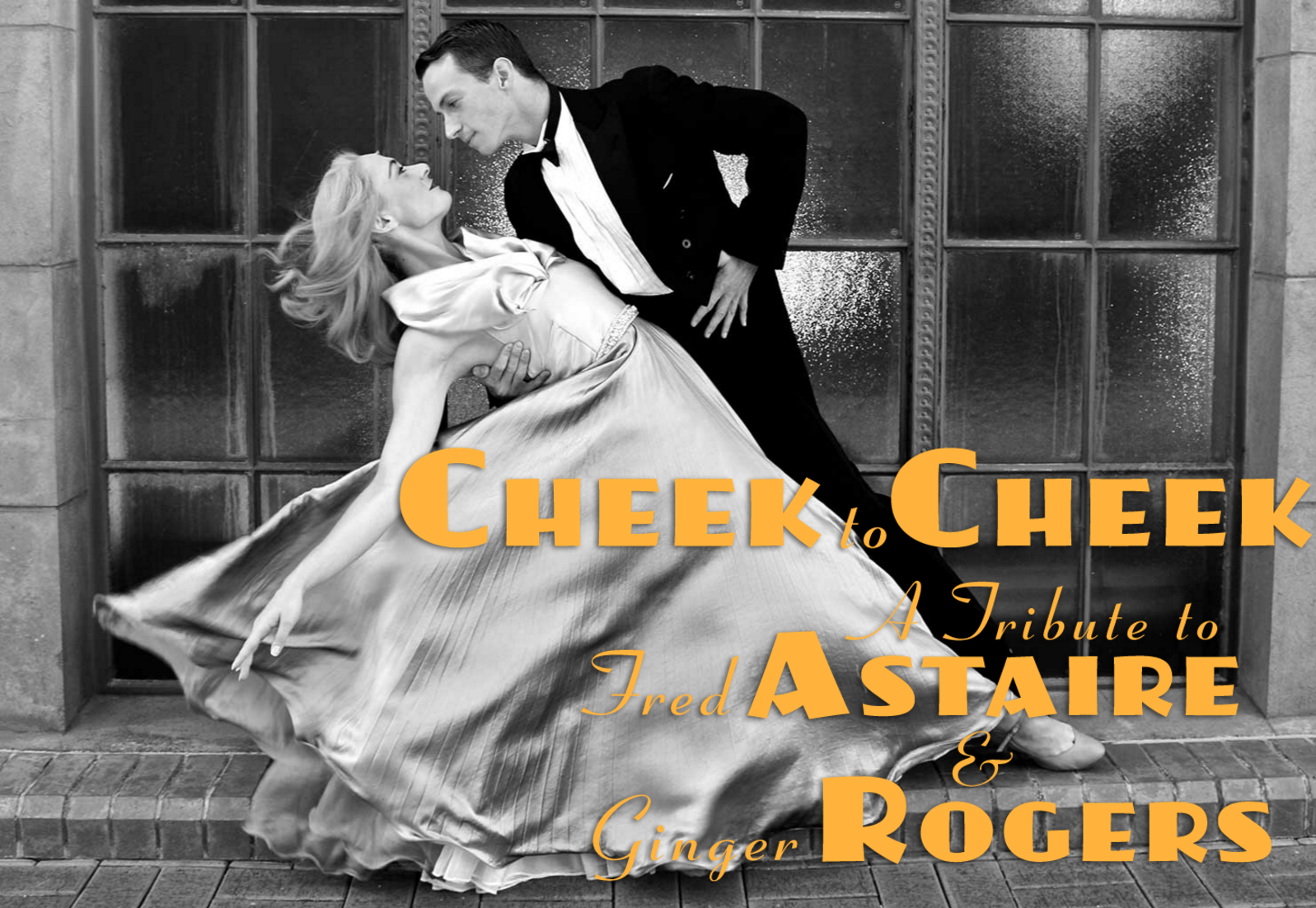 Cheek To Cheek Fred Astaire And Ginger Rogers